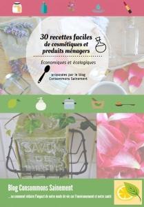 Couverture dossier 30 recettes