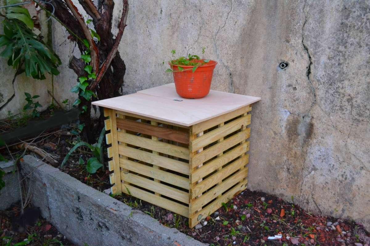 Faire son composteur maison pour moins de 20€ et sans découpe