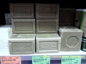 Comment bien choisir son savon de marseille consommons - Usine de savon a vendre ...