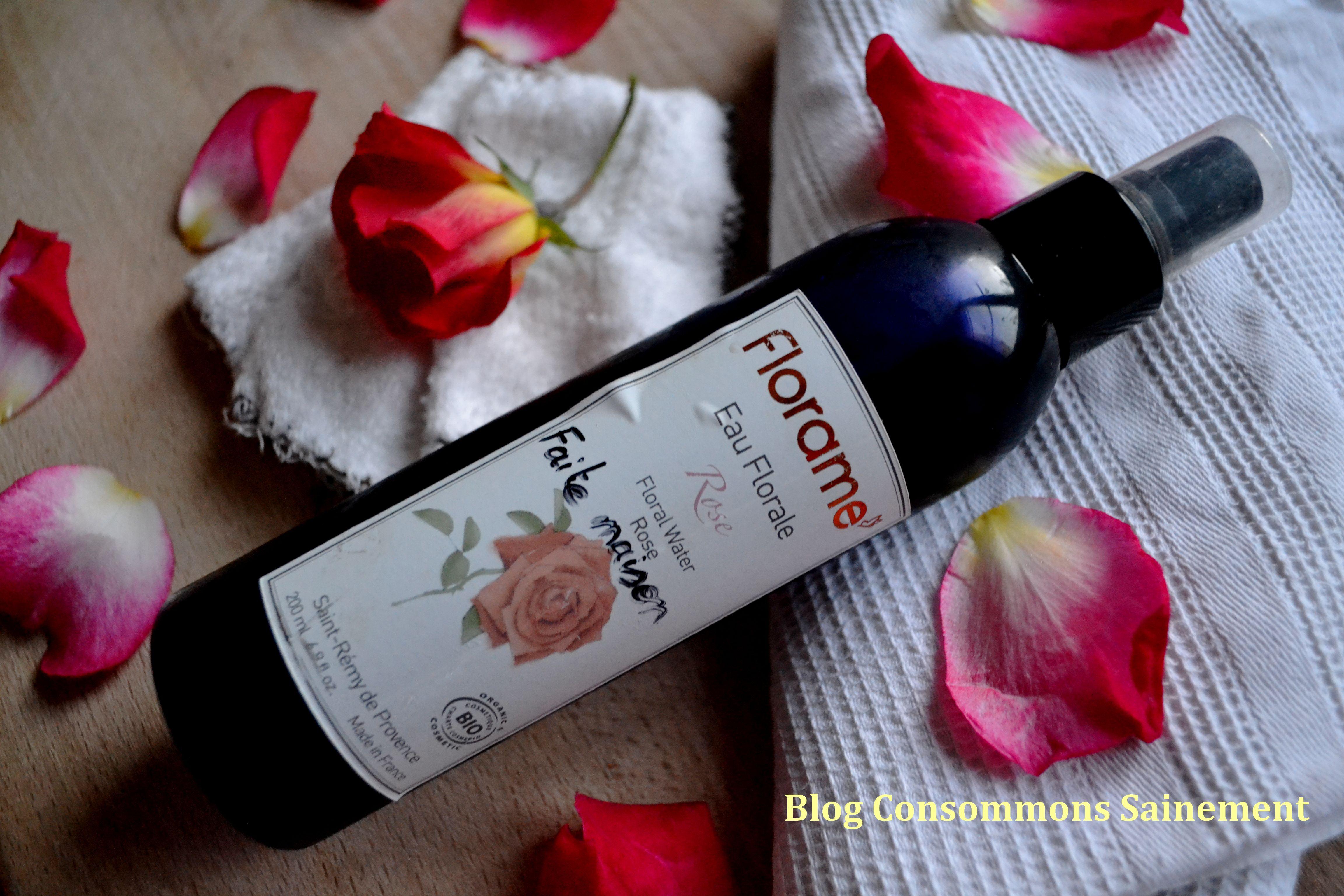 Fabriquer Sa Propre Eau Florale Pour Les Cosmetiques Ou La Cuisine