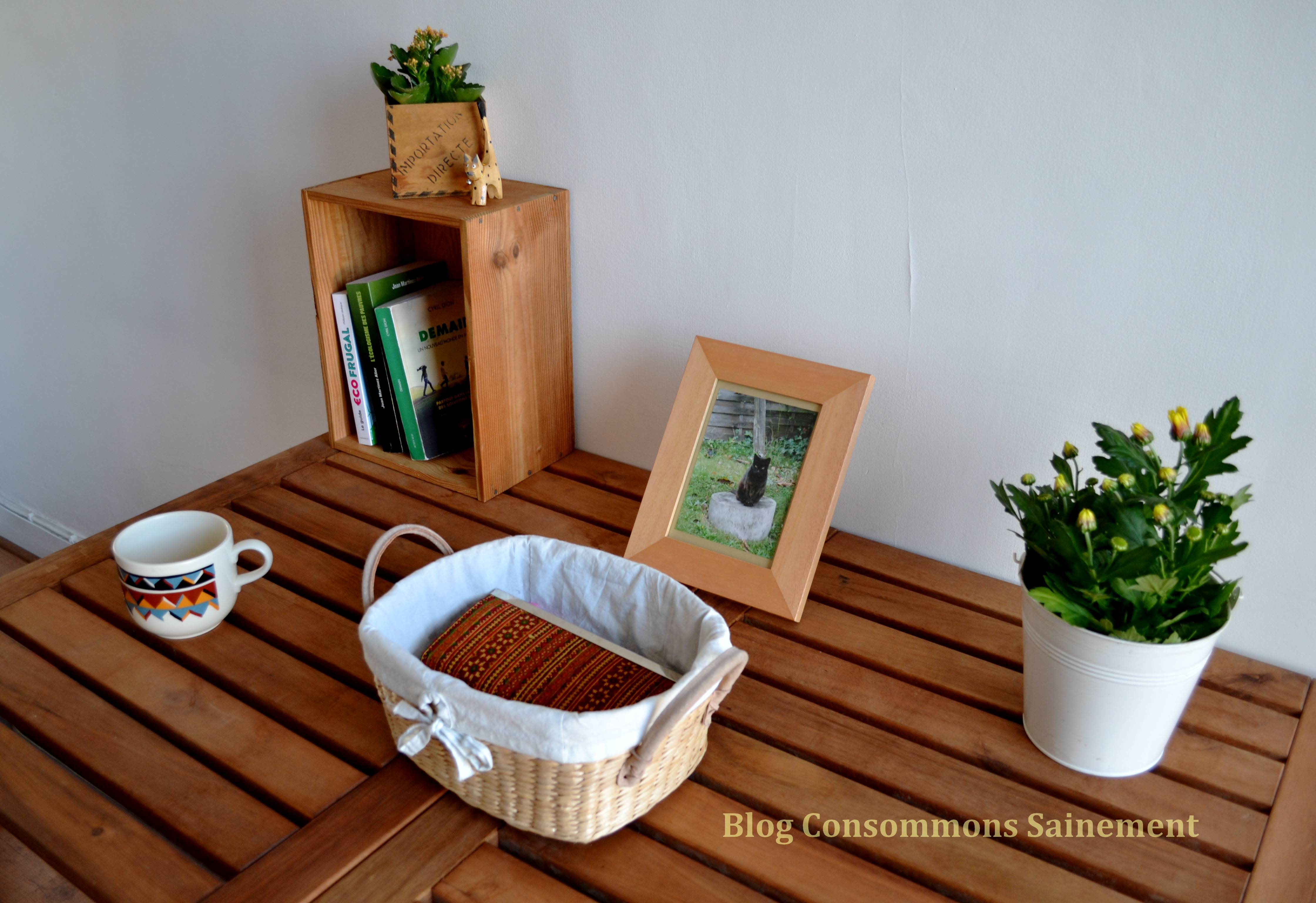 astuces cologiques pour meubler et quiper sa maison tr s petits prix consommons sainement. Black Bedroom Furniture Sets. Home Design Ideas